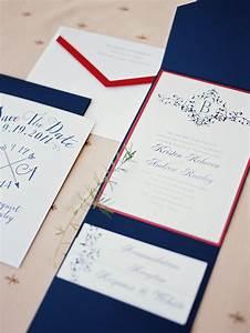 navy and red wedding invitations elizabeth anne designs With royal blue and red wedding invitations