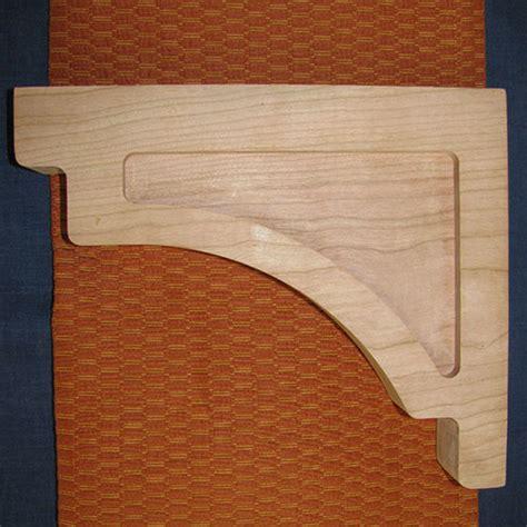Custom Wood Corbels by Wood Corbels Steel Wrought Iron Brackets Turntech