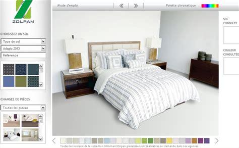 simulation peinture chambre simulation de peinture pour chambre wikilia fr