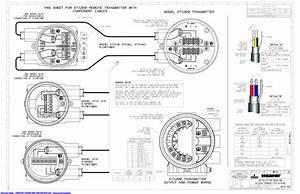 Rosemount 8732 Wiring Diagram