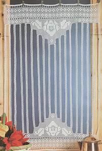 Crochet Rideau. best 25 crochet rideau ideas on pinterest crochets ...