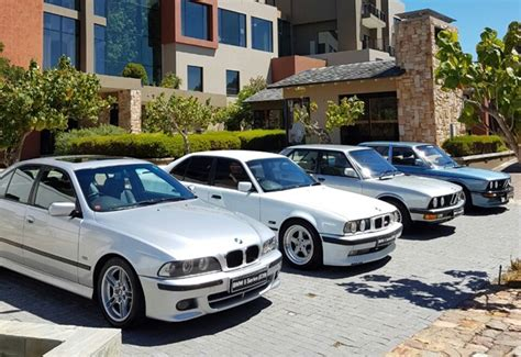 mzansis amazing fives history   bmw  series  sa