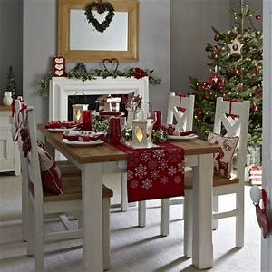 Decorate Your Dining Room For Christmas