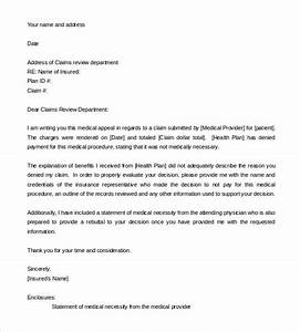17+ Appeal Letter Templates - Free Sample, Example Format ...
