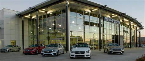 Mercedesbenz Of Jackson  Mississippi Luxury Car Dealer