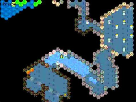 field  view  hex grid astralhex roguelike youtube