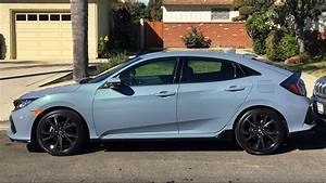 2017 Honda Civic Hatchback 1 5t Sport 6-speed