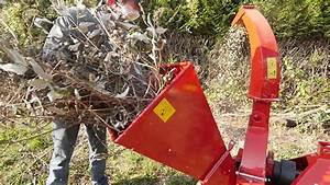 Broyeur De Jardin : broyeur de v g taux mecacraft bxa 42s youtube ~ Nature-et-papiers.com Idées de Décoration