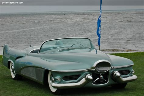 Gm Buick Lesabre by 1951 Buick Lesabre Concept At The 58th Annual Pebble