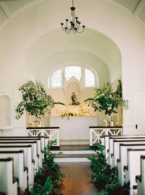 Organically Beautiful Church Ceremony In 2019 Church