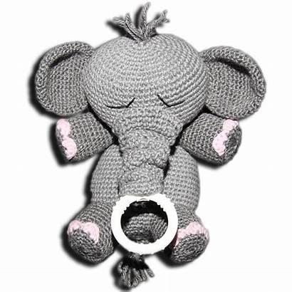 Ravelry Designs Elephant Zhaya Pattern Clock Musical