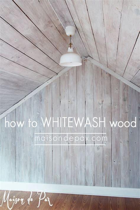 whitewash finishes images  pinterest