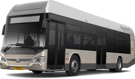 tata motors hybrid buses electric buses emission