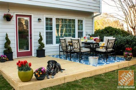 Small Backyard Patio Decorating Ideas (small Backyard