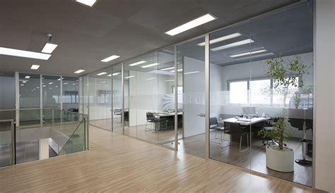 bureau architecte pas cher cloison vitre bord bord jazt with cloison amovible bureau