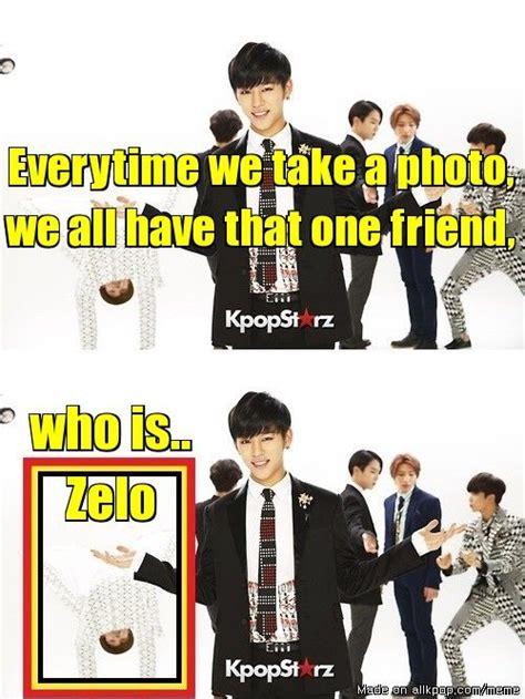 Bap Memes Daehyun I Am Zelo Bap B A P Meme Center