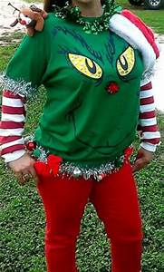 1000 images about ugly Christmas sweater party on