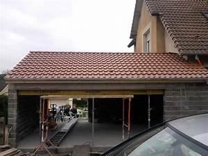photos de garages accoles construire garagecom With comment construire un garage en parpaing