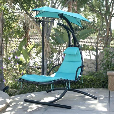eno lounger hanging chair stand hanging lounge chair with stand peerpower co