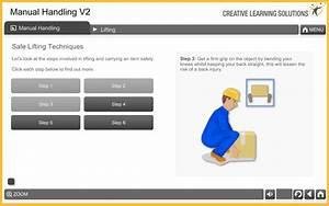 Manual Handling Online Course  Uk
