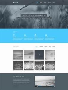 20 free high quality psd website templates hongkiat With free responsive website templates bootstrap