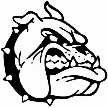 Bulldogs Webb Gardner Logos Head Partial Sports