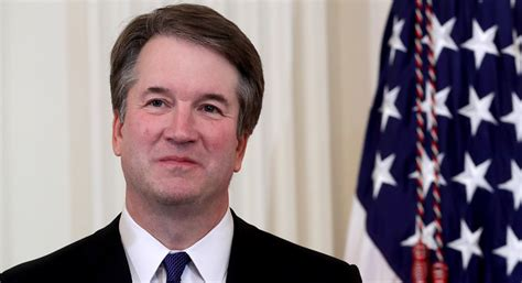 Judge Brett Kavanaugh is Trump's nominee for the Supreme
