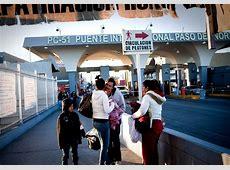 From Ciudad Juárez to El Paso, Bridge Spans Many Gaps