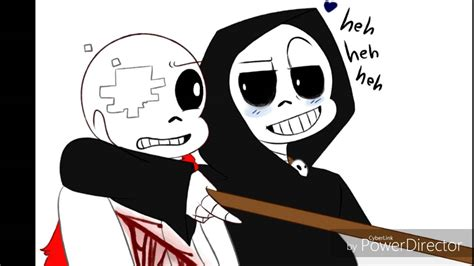 Geno Sans X Reaper Sans Partners In Crime
