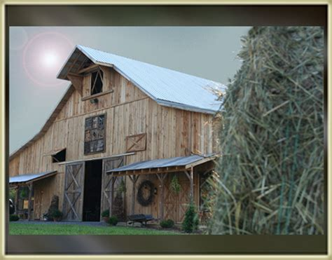 A Rustic Barn Rental Venue For Your