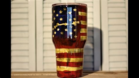 5 out of 5 stars. Flag Tumbler tutorial (Please like & Subscribe) - YouTube