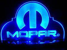 Details about Neon sign Mopar Omega M Chrysler Plymouth