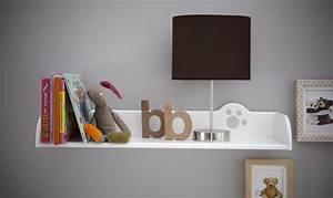 Etagere Pour Chambre : etag re murale contemporaine blanche mistie petit ~ Preciouscoupons.com Idées de Décoration