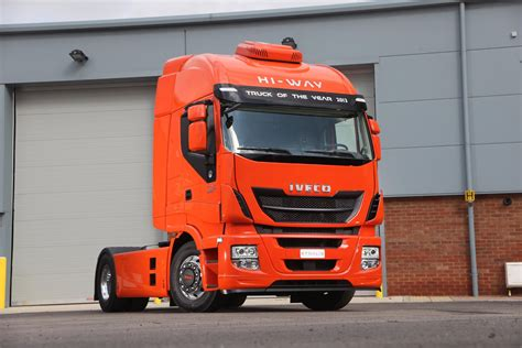 Iveco At The Commercial Vehicles Show 2013