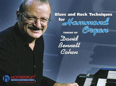 Homespun Blues And Rock Techniques For Hammond Organ Tutorial