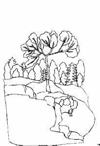 Baum Am Wasser : baum am wasser ausmalbild malvorlage landschaften ~ A.2002-acura-tl-radio.info Haus und Dekorationen