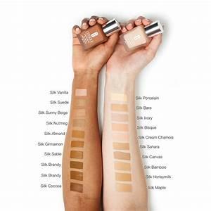 Clinique Superbalanced Foundation Color Chart Clinique Superbalanced Makeup Shades Mugeek Vidalondon