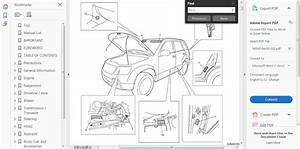 Factory Workshop Service Repair Manual Suzuki Grand Vitara 2005