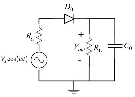 Circuit Day Diode Rectifiers For Convertion