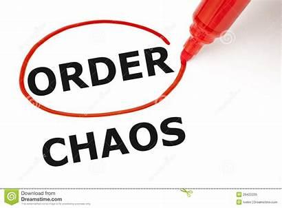 Chaos Order Orde Royalty Management Sa Uit