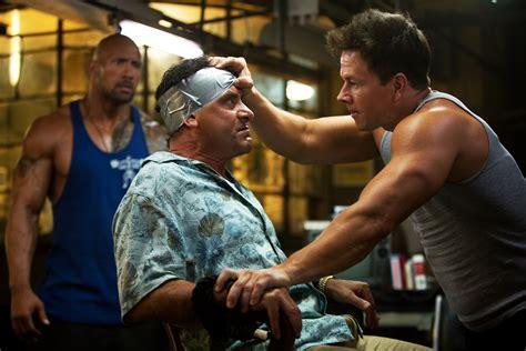 Dwayne Johnson And Mark Wahlberg Talk Pain And Gain Gi