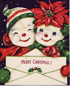 Merry Christmas! | Vintage | Pinterest
