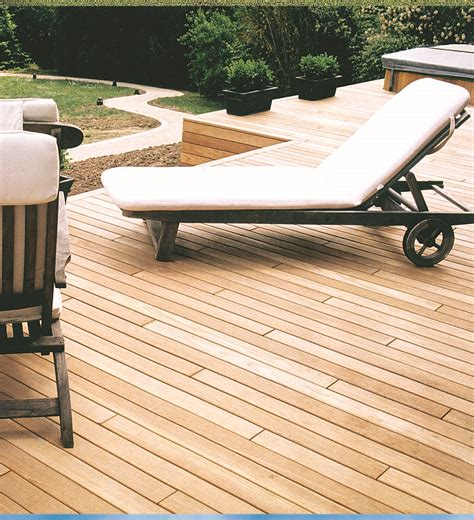 Decking Without Grooves