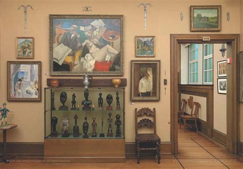 """""""african Art In The Barnes Foundation"""