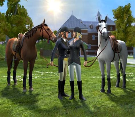 horse games riding academy game cavalos jogos pc graphics 3d wii jeux caballos gratis juegos ipad iphone jimdo