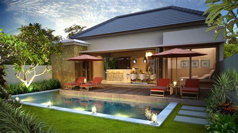 gambar design rumah bergaya bali dev gaol