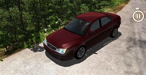 cancelled ford mondeo mk3 beamng