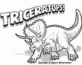 Dinosaur Coloring Pages sketch template