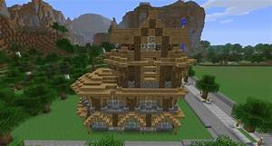 Video De Minecraft Maison : la plus belle maison de minecraft du monde awesome ~ Zukunftsfamilie.com Idées de Décoration