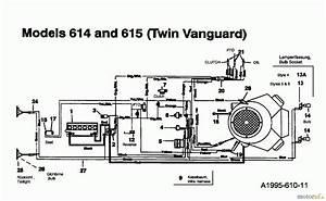 Mtd Lawn Tractors 16  107 135t615g678  1995  Wiring Diagram